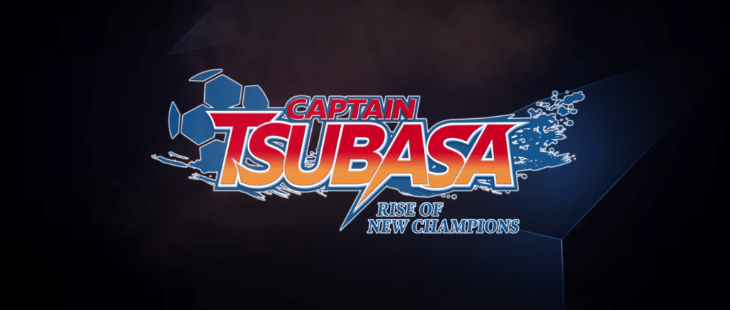 Captain Tsubasa RISE OF NEW CHAMPIONS – Engeland Trailer