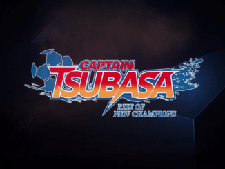 Captain Tsubasa RISE OF NEW CHAMPIONS – England Trailer