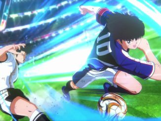 Captain Tsubasa: RISE OF NEW CHAMPIONS – First Full Match Gameplay