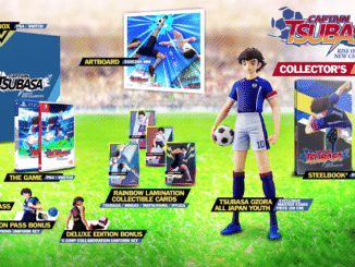 Captain Tsubasa RISE OF NEW CHAMPIONS – Italiaanse Team Trailer