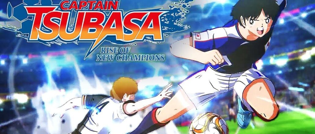 Captain Tsubasa RISE OF NEW CHAMPIONS – Launch Trailer