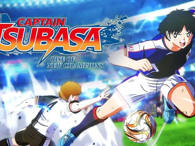 Nieuws - Captain Tsubasa RISE OF NEW CHAMPIONS – Launch Trailer