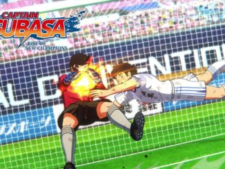 Nieuws - Captain Tsubasa RISE OF NEW CHAMPIONS – Verhaal Trailer