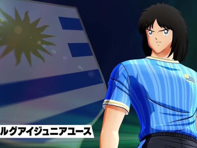 Nieuws - Captain Tsubasa RISE OF NEW CHAMPIONS – Uruguay Trailer
