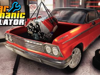 Release - Car Mechanic Simulator