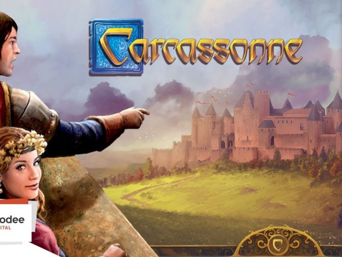 News - Carcassonne receives new gameplay trailer