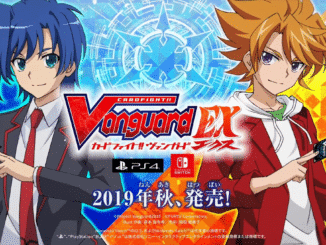 Nieuws - Cardfight!! Vanguard EX – Eerste promo video