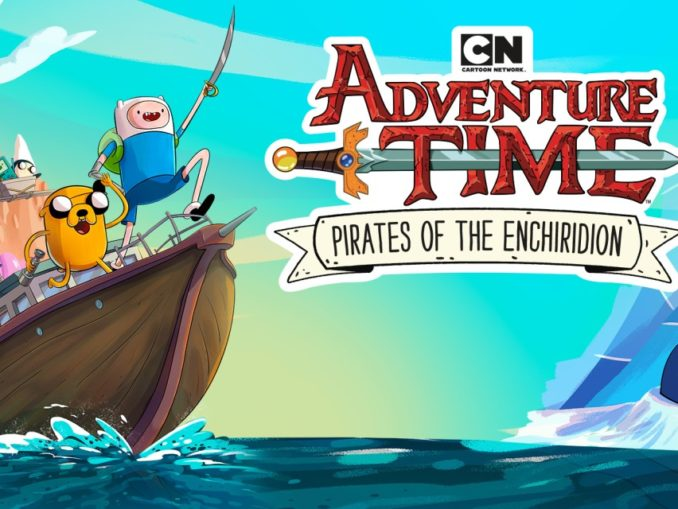 Release - Cartoon Network Adventure Time: Pirates of the Enchiridion