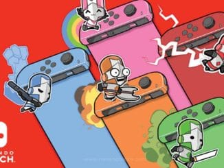 Castle Crashers Remastered komt op 17 September