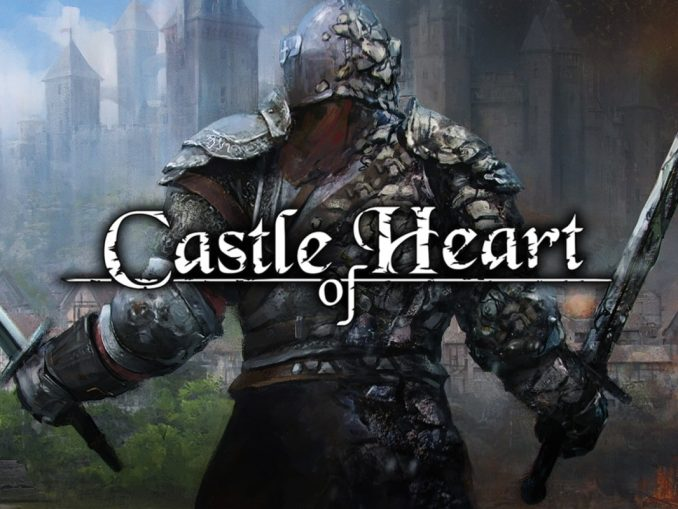 News - Castle of Heart launch trailer