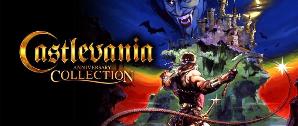 Castlevania Anniversary Collection – Eerste 18 minuten