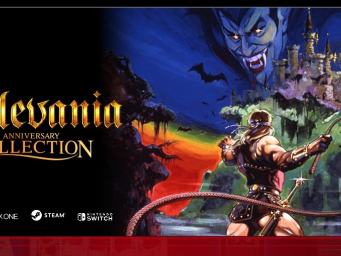 News - Castlevania Anniversary Collection – Full Lineup Revealed
