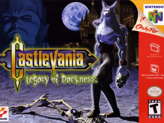 Release - Castlevania: Legacy of Darkness