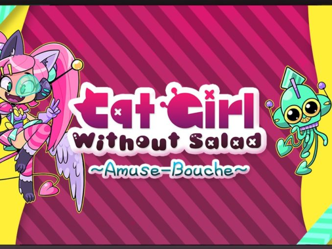 Release - Cat Girl Without Salad: Amuse-Bouche