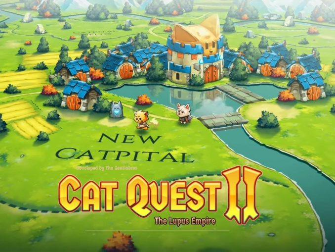 Nieuws - Cat Quest II – Gratis Demo on eShop