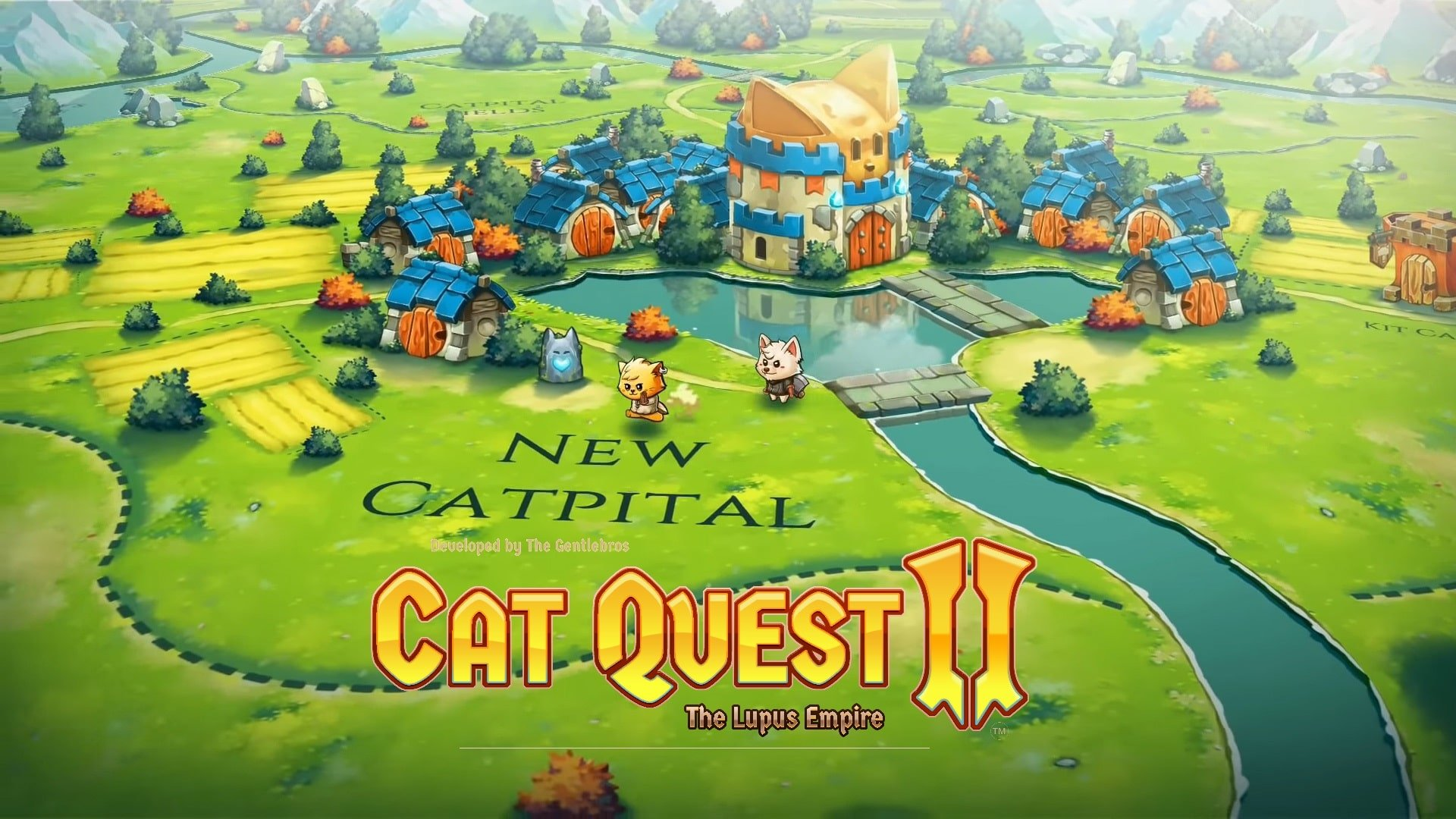 Cat Quest II – Planned for September 2019