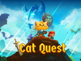 Cat Quest; September physical release