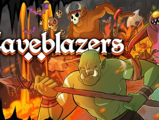 Caveblazers is available – and addictive!