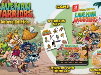 Caveman Warriors: Deluxe Edition op 22 Maart