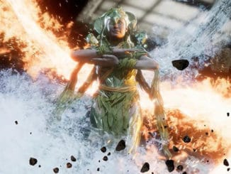 News - Cetrion a new Mortal Kombat 11 character