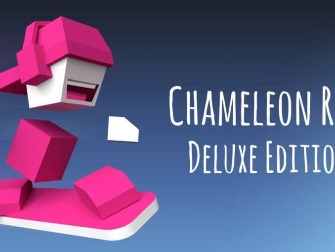 Release - Chameleon Run Deluxe Edition