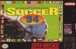 Release - Championship Soccer '94