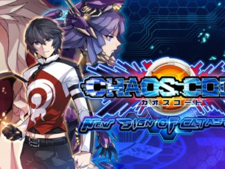 Release - CHAOS CODE -NEW SIGN OF CATASTROPHE-