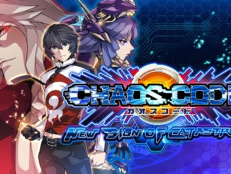 Chaos Code: New Sign Of Catastrophe – Eerste 30 minuten