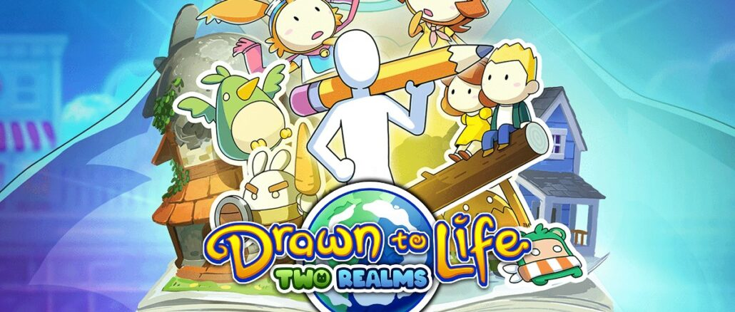 Drawn To Life: Two Realms – Eerste 19 minuten