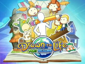 Drawn To Life: Two Realms – First 19 Minutes