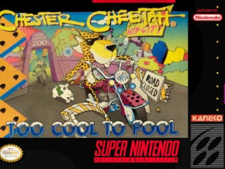 Release - Chester Cheetah: Too Cool to Fool