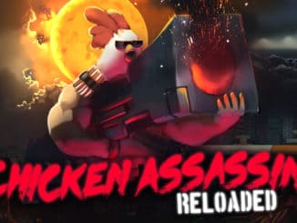Chicken Assassin: Reloaded actie