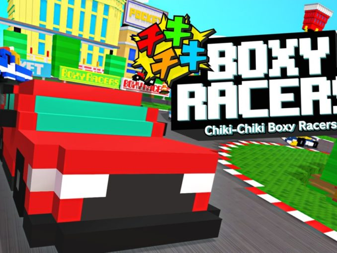 Release - Chiki-Chiki Boxy Racers