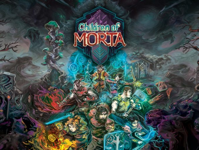 Release - Children of Morta