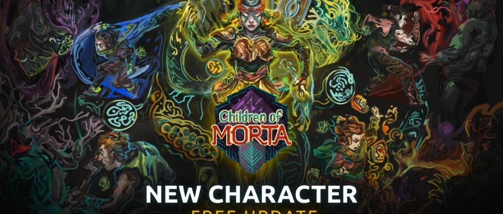 Children Of Morta – Bergsons House update