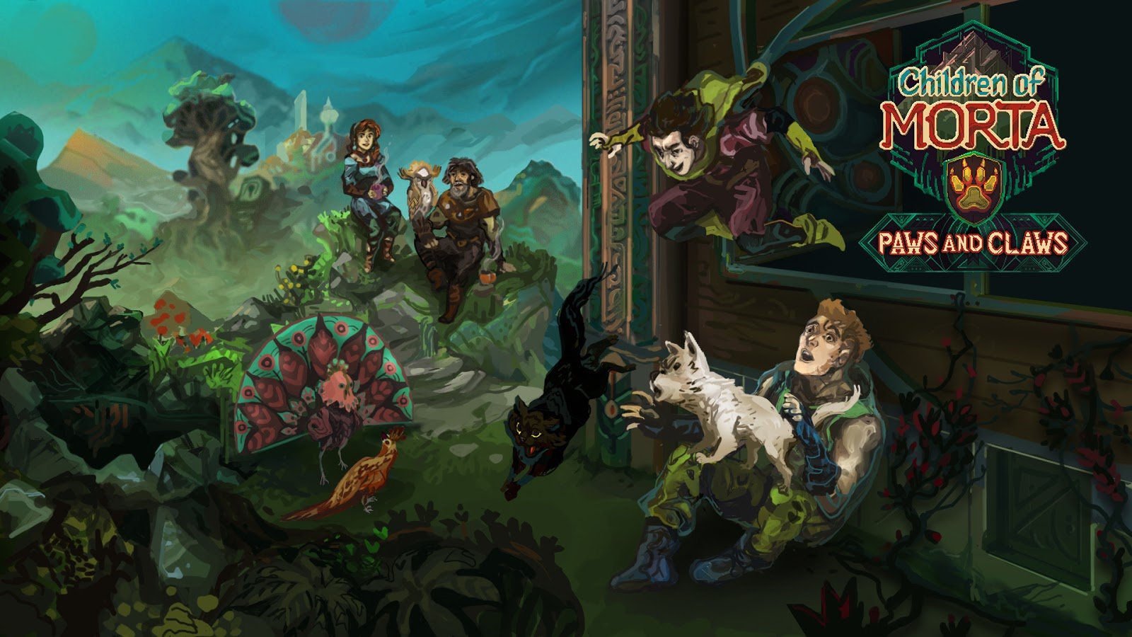 Children Of Morta – Paws And Claws Charity DLC – Proceeds for Humane Society International