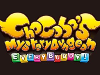 Release - Chocobo's Mystery Dungeon EVERY BUDDY!