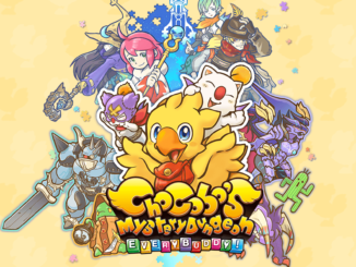 Chocobo's Mystery Dungeon: Every Buddy! Uitgebreide Gameplay Preview