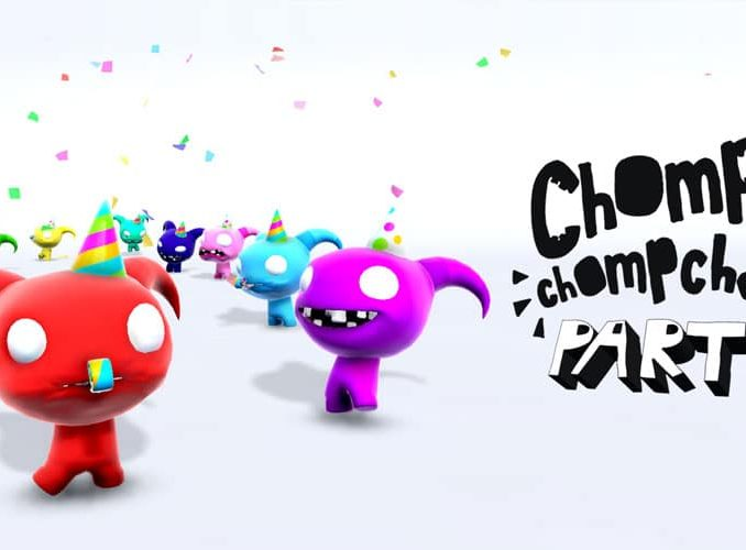 Release - Chompy Chomp Chomp Party