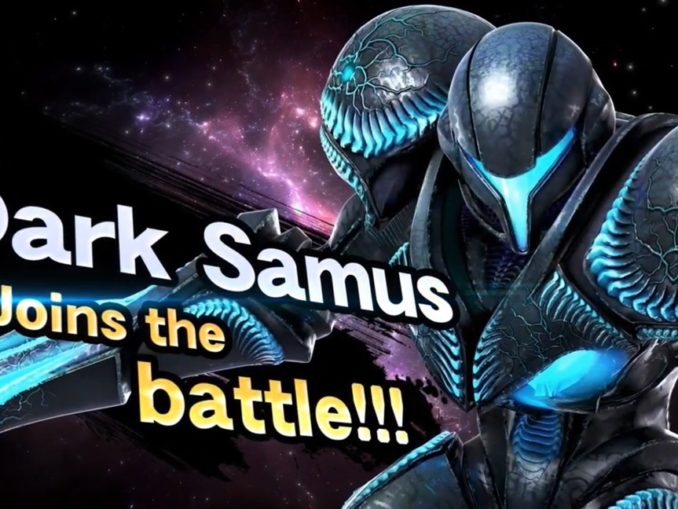 News - Chrom and Dark Samus announced for Super Smash Bros. Ultimate