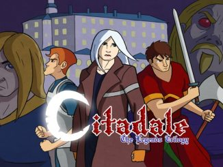 Citadale – The Legends Trilogy