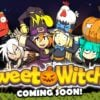 Citrouille coming as Sweet Witches