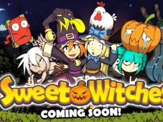 Citrouille komt als Sweet Witches