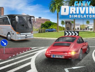 Release - City Driving Simulator