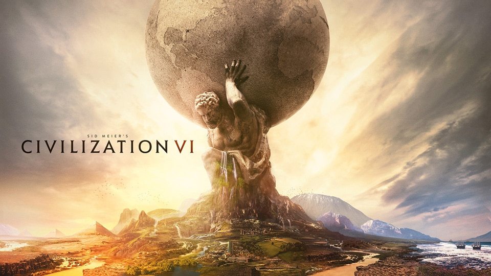 Civilization VI coming 16th November with Touch Controls