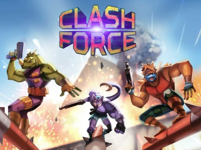 Release - Clash Force