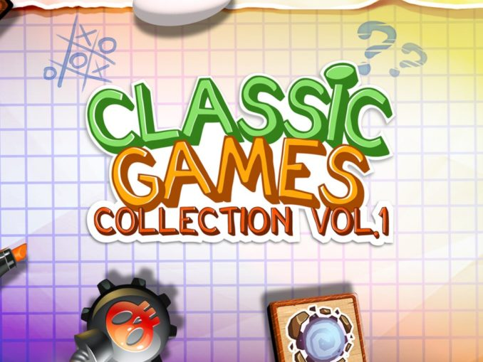 Release - Classic Games Collection Vol.1