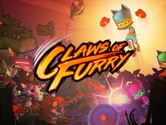 Release - Claws of Furry