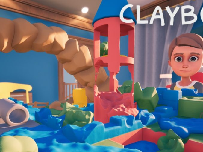 Release - Claybook