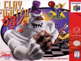Release - ClayFighter 63 1/3